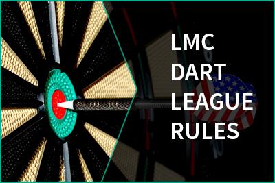 LMC DART LEAGUE RULES
